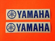 YAMAHA DECALS STICKERS ★ 2 Pack ★ R1 R6 Track Stunt Race Bike Bodywork Sponsor