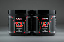 2-Nitro Load Pre-Workout the best on the market C4 yourself Punch and Watermelon