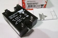 NEW CARLO GAVAZZI RA2425-D06TFS27 SOLID STATE RELAY AC51: 25A 250V 3-32VDC
