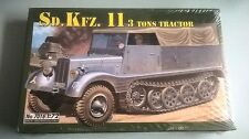 TOY SOLDIERS ITALERI SD.KFZ.11 3 TONS TRACTOR N.7016 1/72