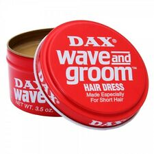 "2 x Dax Wax Wave & Groom 99g ""Genuine Australian Seller"""