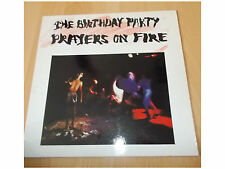 The Birthday Party - Prayers On Fire - LP - German 1st press
