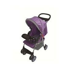 Amoroso 2250 AmorosO Convenient Baby Stroller- Purple NEW