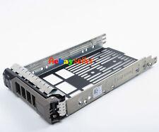 "Dell f238f 3.5"" SAS SATA Tray Caddy 0G302D 0X968D R720 R710 R520 R510 R420 R410"