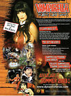 VAMPIRELLA TRADING CARDS SELL SHEET