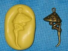 Fairy Charm Silicone Push Mold #875 For Craft Jewelry Chocolate Resin Clay