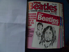 THE BEATLES BOOK MONTHLY APPRECIATION Magazine No 70 February 1982