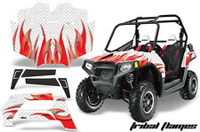 AMR Racing Polaris RZR RZR800 800S Graphics Decal Kit UTV Accessories 11-14 TF R