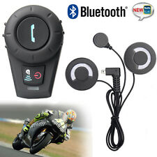 Motorcycle Bluetooth Communication System 500m Helmet Intercom Wireless Modules