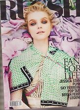 RUSSH Magazine Australia #39 MAY/JUNE 2011, JESSICA STAM.