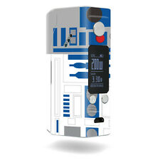 Skin Decal Wrap for Wismec Reuleaux RX200S Cyber Bot