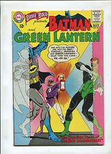 BRAVE AND THE BOLD #59 (8.5) 1ST BATMAN TEAM-UP IN TITLE!