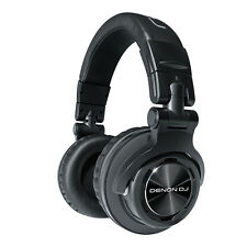 Denon - HP1100 Headphones Black