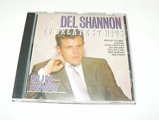 "DEL SHANNON ""20 GREATEST HITS"" CD POINT 1989 Hol"