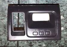 01-02 OEM USDM Honda Accord S82 S84 center console digital clock assembly V2