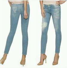 GUESS by Marciano THE SKINNY JEAN NO. 61 – LITE SOUTH HAMPTON WASH SIZE 27