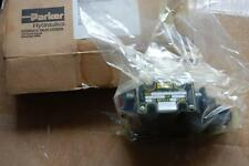 PARKER D1VW020HNYCH LINEAR DIRECTIONAL CONTROL VALVE 5000 PSI SINGLE SOLENOID
