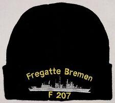 Mütze Rollmütze Bordmütze Fregatte Bremen F207 .........B3328
