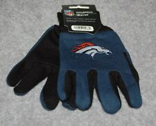CHILDRENS/YOUTH DENVER BRONCOS ALL PURPOSE/UTILITY WORK GLOVES 4-7 YEARS