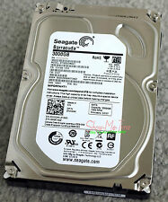 Seagate Barracuda ST3000DM001 Desktop HDD 3TB w/ 64MB Cache 7200rpm 6Gb/s 3.5""