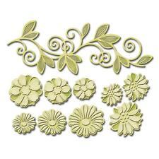Spellbinders Shapeabilities Die ~ FLOWER BUNDLE  ~ S6-034