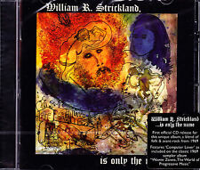 WILLIAM R. STRICKLAND is only the name Esoteric CD NEU OVP/Sealed