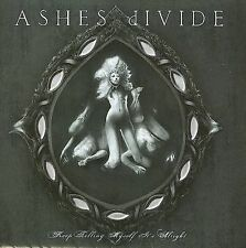 Keep Telling Myself It's Alright by Ashes Divide (CD 2008 Island) MINT CONDITION
