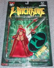 Medieval Witchblade   NEW in pack TOP COW