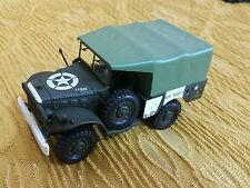 Die cast 1/43      CRIEL MODEL - DODGE WC 51 - U.S . - 1945