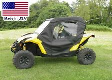 Can Am Maverick Full Enclosure w/ Vinyl Windshield - Doors, Rear Window, & Roof
