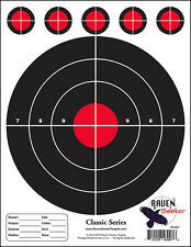 """600"" Range Shooting Pistol / Rifle TARGETS! Awesome! Great Price! $0.11 Ea"