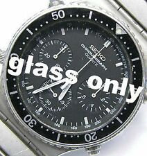 SEIKO QUALITY REPLACEMENT GLASS CRYSTAL FOR 7A28-7040 7A28-7049 7A38-7070 -7080