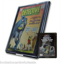 1 BCW Brand Silver Age Comic Book Showcase - Protect & Display