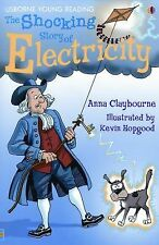 The Shocking Story of Electricity: Internet Referenced (Young Reading)-ExLibrary