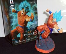 Banpresto SCulture Colosseum 5 SSJ Blue Goku - new in box