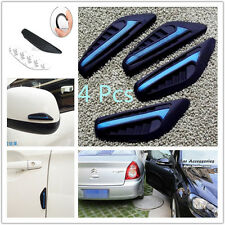 Rearview Mirror Side Bumper Silicone Anti-Rub Strip Door Edge Crash Bar Strips