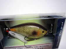 HARD TO FIND!! H2O Xpress Slush Daddy Prop Bait Topwater Lure (Bluegill) NEW!!!!