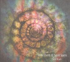 Pt 2 Mystic Chords & Sacred Spaces - Steve Roach 2xcd Set Ambient Drone Lustmord