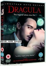 DRACULA 1 (2013-2014): Jonathan Rhys Meyers - TV Season Series - NEW  DVD UK
