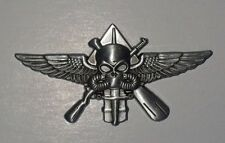 MARSOC Badge US Marine Corps Raider Pin USMC SOCOM Tactical Combat Recon Rifle