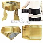Magnetic Heat Waist Belt Brace Lower Back Therapy Support Pain Relief