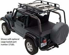 Smittybilt SRC Heavy Duty Steel Roof Rack 2007-2016 2dr Jeep Wrangler JK 76716