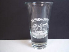 Tapered shot glass Southern Comfort Alabama Slammer America's Most Wanted
