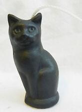 Ceramic Cat Light Cord Pull & Cord - Ginger Cat / Black Cat - BNIB
