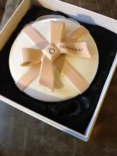 Pandora Love of my Life Gift Porcelain Box, No Braclet Or Charms.