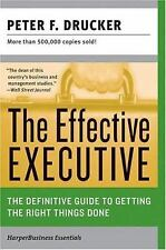 The Effective Executive Revised-ExLibrary