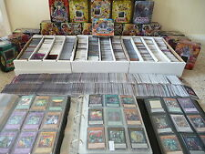 BEST EVER MEGA YUGIOH CARD CLEAR OUT 100 CARDS INC 6 HOLOS *SECRET ULTRA SUPER *