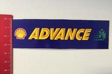 Aufkleber/Sticker: Advance - Shell (060416181)