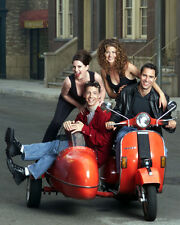 Will and Grace [Cast] (1874) 8x10 Photo