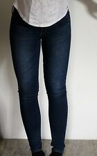 "Abercrombie & Fitch Jeans Womens ""The A&F Jegging"" Denim 2016 -  Size 4L"
